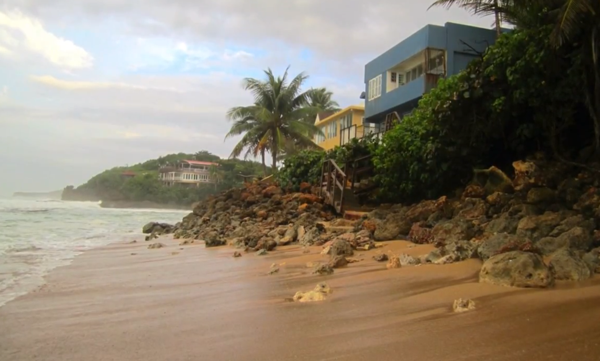 Condado real estate - your yard may be a beach and the ocean