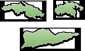 St. John USVI Map