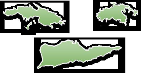 Us Virgin Islands Economic Development Commission Edc Tax Benefits - Us-virgin-islands-time-zone-map