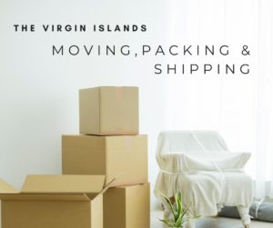 Moving, Packing & Shipping to USVI