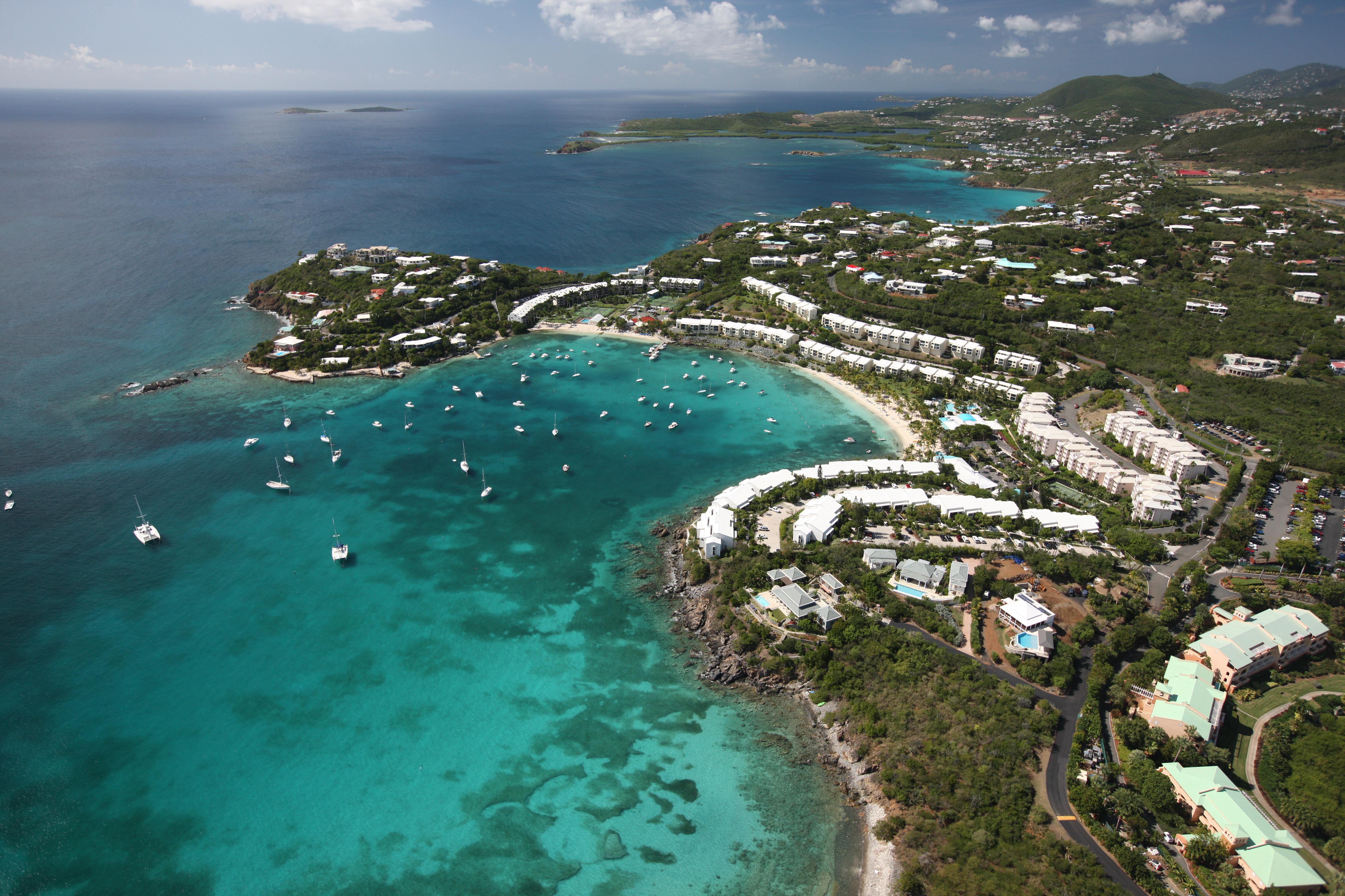 Secret Harbor St Thomas Real Estate Guide Sea Gl