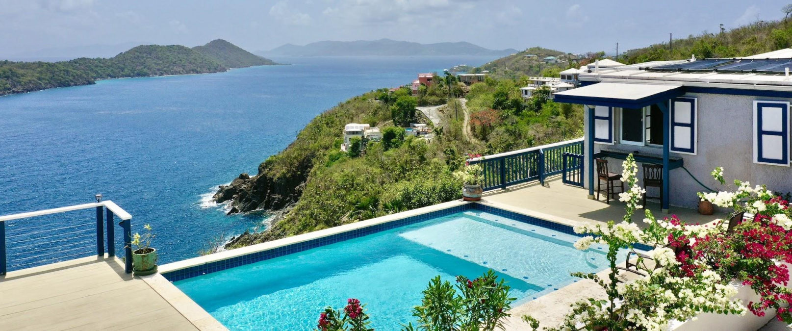 Home with Waterview St Thomas USVI