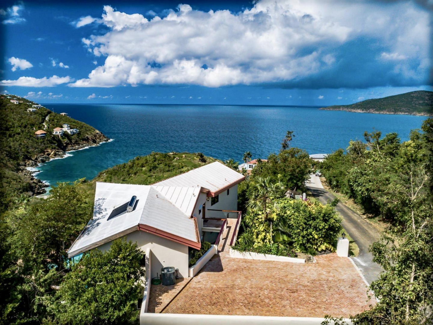 A USVI Waterfront Home